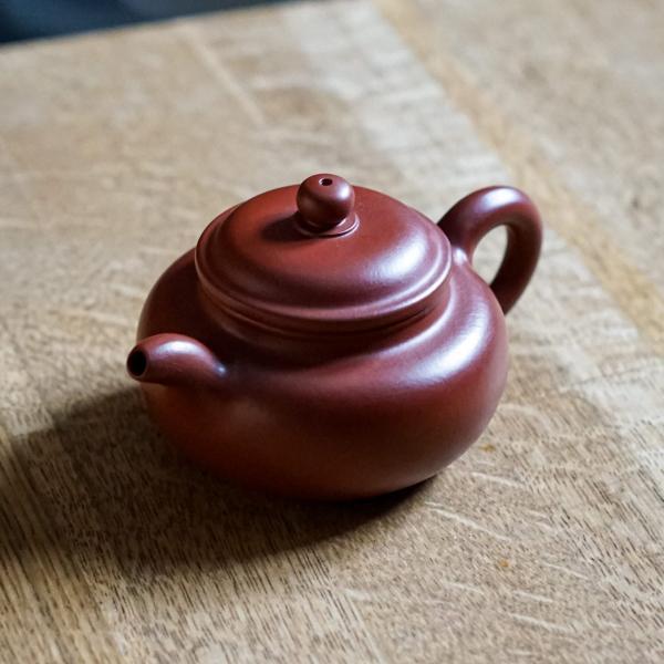 Исинский чайник «Фан Гу Цин Шуй Ни» 155мл