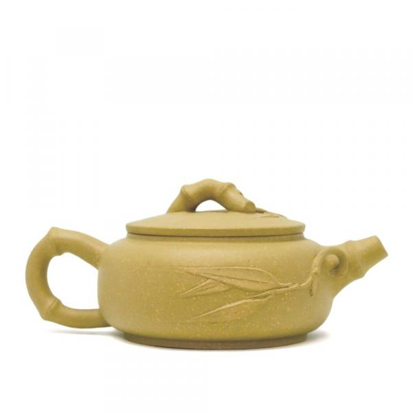 Чайник светлый бамбук фото