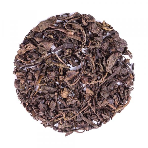 Черный чай Сычуань Хэй Ча 2009г.