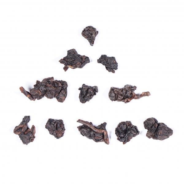 Чай улун Лао Ча Ван «Владыка старого чая» 12лет