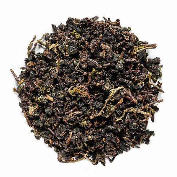 Чай улун Габа «Лу Гу» естественной скрутки