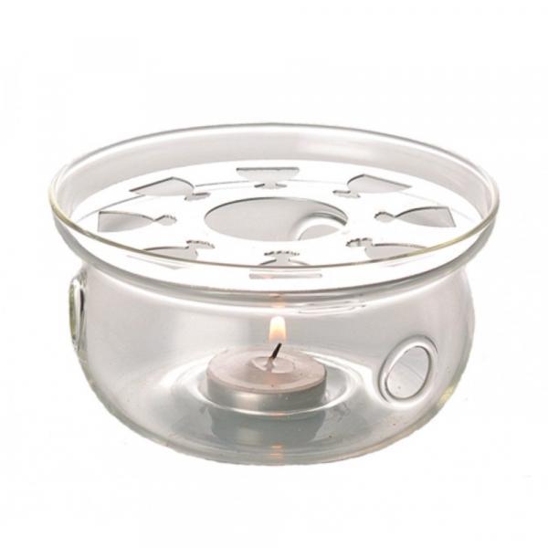 Подставка для свечки для чайника фото