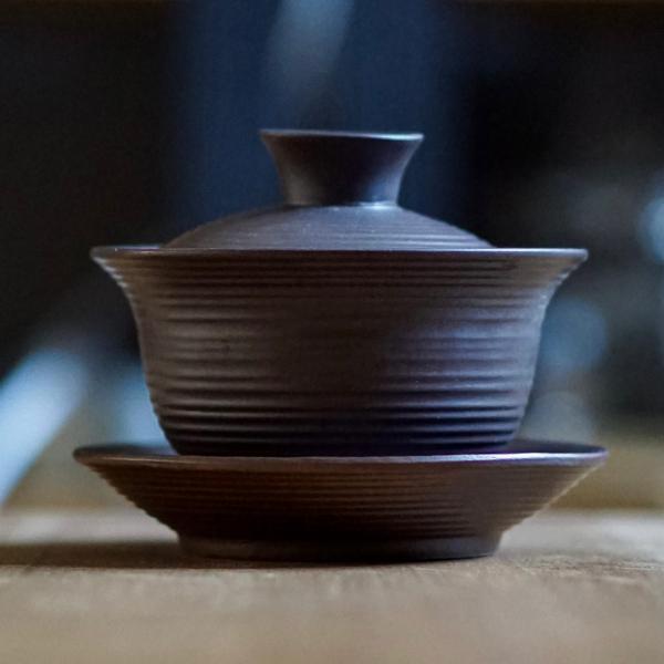 Гайвань «Радиальная» керамика 150 мл фото