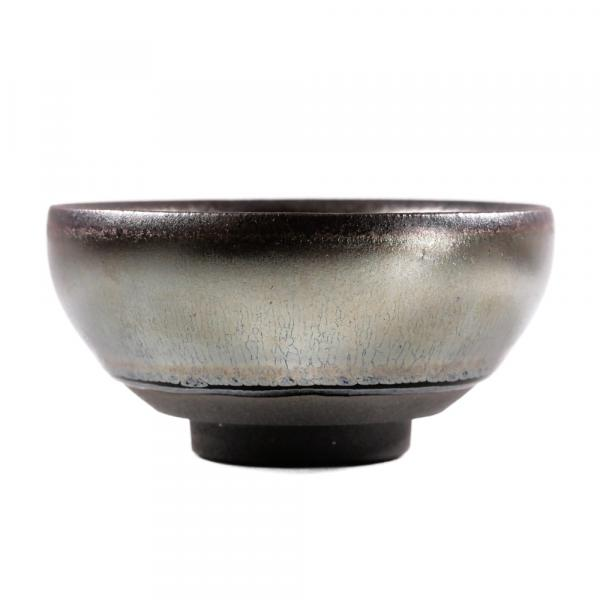 Пиала «403» глина и глазурь 70 мл фото