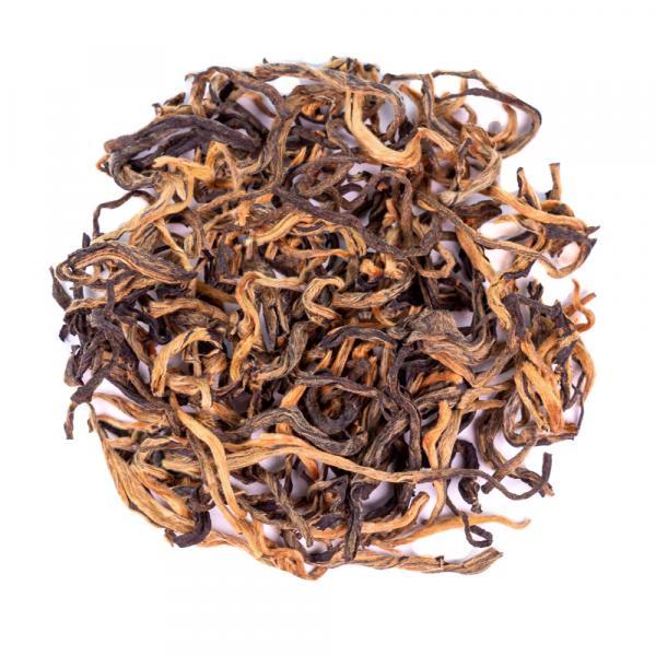 Красный чай Дянь Хун Маофэн «Ворсистые пики»