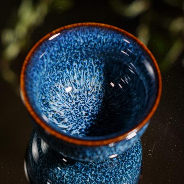 Пиала «Морские камни» керамика 50мл