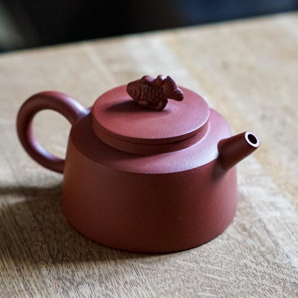 Исинский чайник «1874 Карп» 270мл