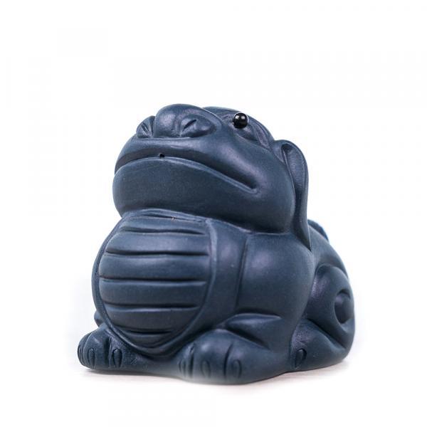 Чайная фигурка «Китайский лев» 5 см фото