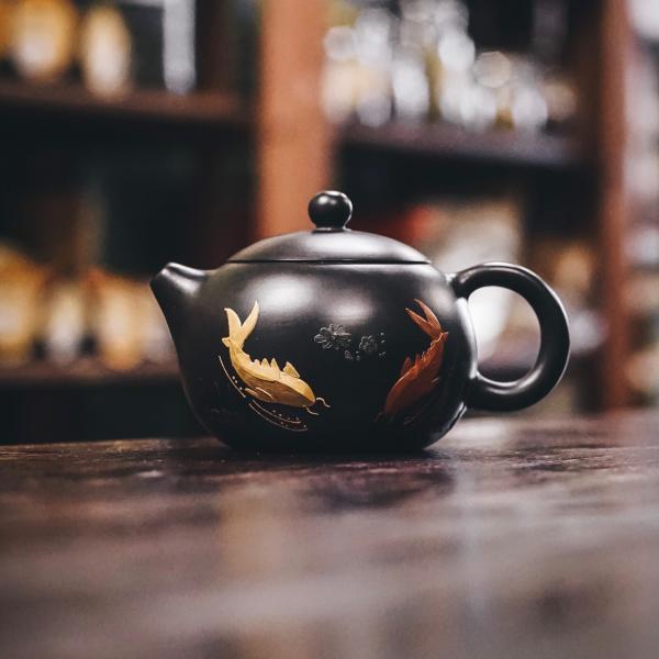 Исинский чайник «Си Ши Ли Юй» 275 фото