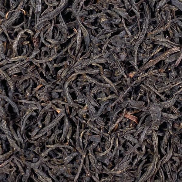 Красный чай Янь Сун Сяо Чжун «Лапсанг Сушонг» дымный