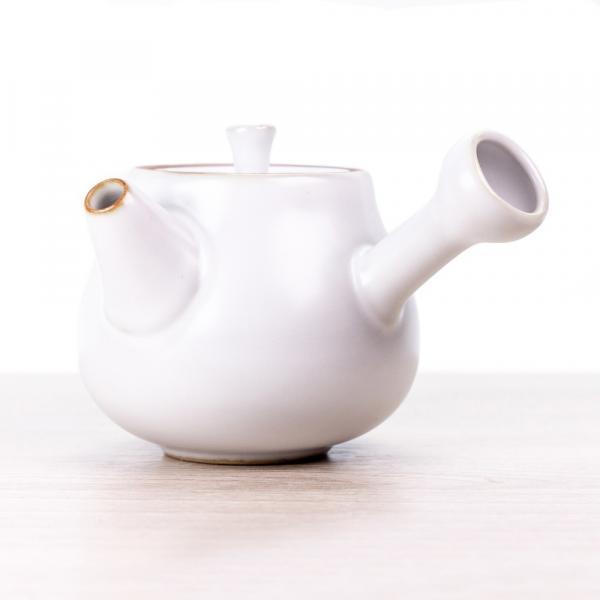 Заварочный чайник «Дэ Хуа Вайт» 75 мл фото