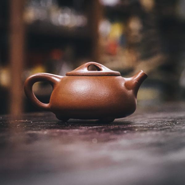 Исинский чайник «Сан Цзу Ши Пяо Цин Шуй Ни» 150мл