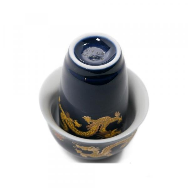 Чайная пара ТемныйДракон60 мл