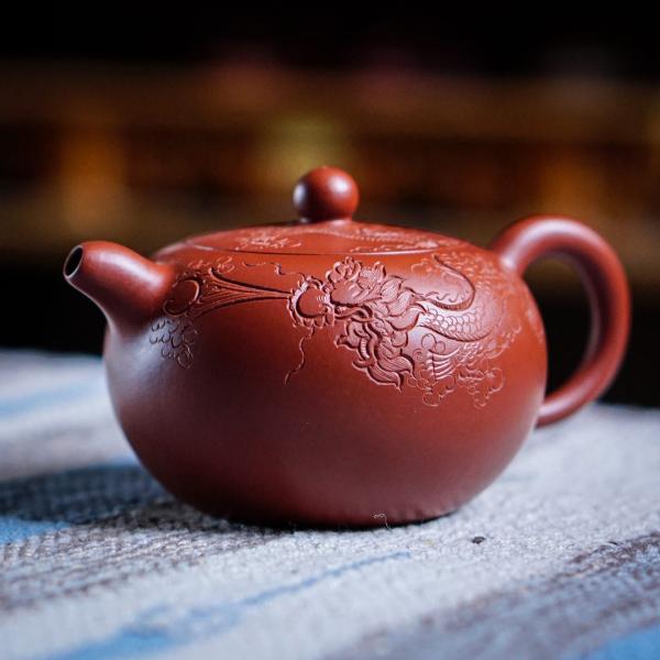Исинский чайник «И Ли Чжу Ху» 200 мл фото