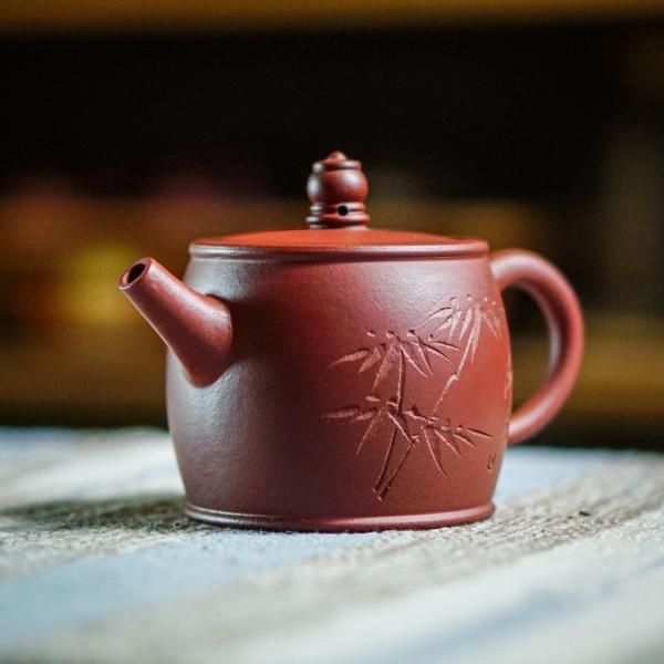 Исинский чайник «Бочка 2116» 200 мл фото