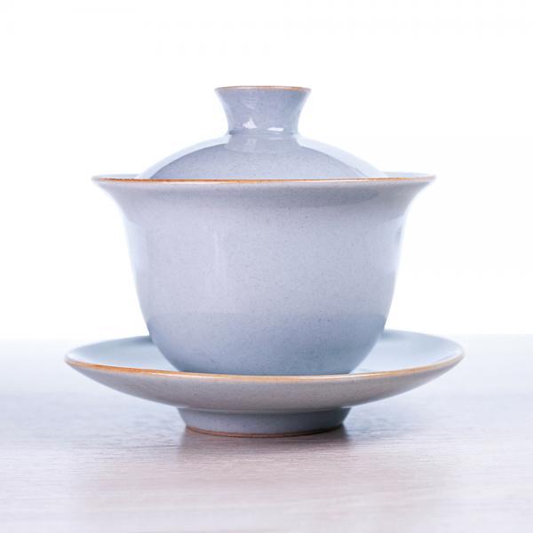 Гайвань «Снежная» керамика 125 мл фото