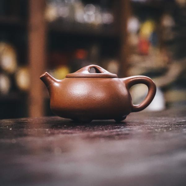 Исинский чайник «Сан Цзу Ши Пяо Цин Шуй Ни» 150 мл фото
