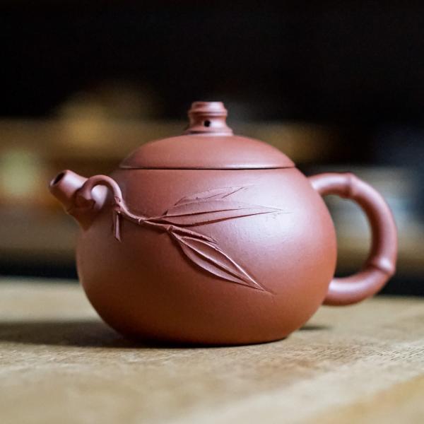 Исинский чайник «Бамбуковый Си Ши» 175 мл фото