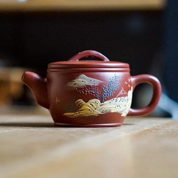 Исинский чайник «Хань Ва Ху» 150 мл фото