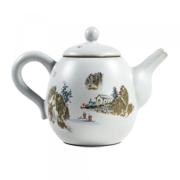 Чайник керамика Долина реки Жу Яо 215 мл фото