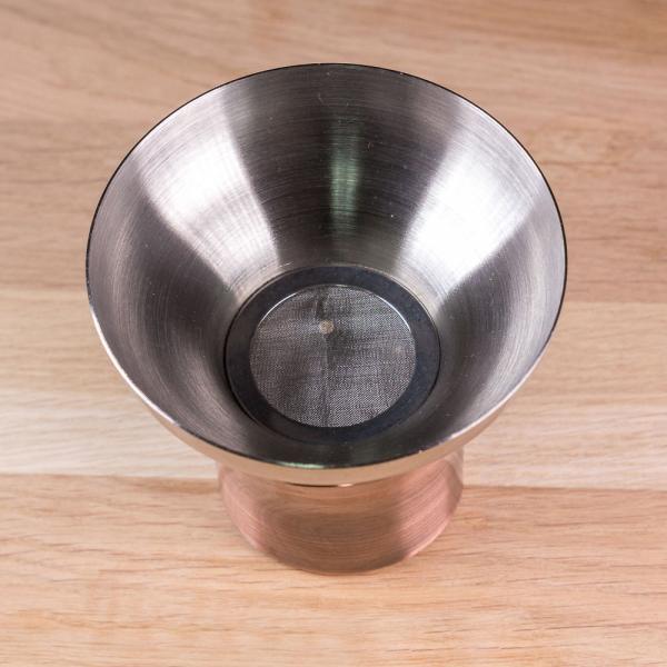 Сито для чая «Металл» на подставке 8см