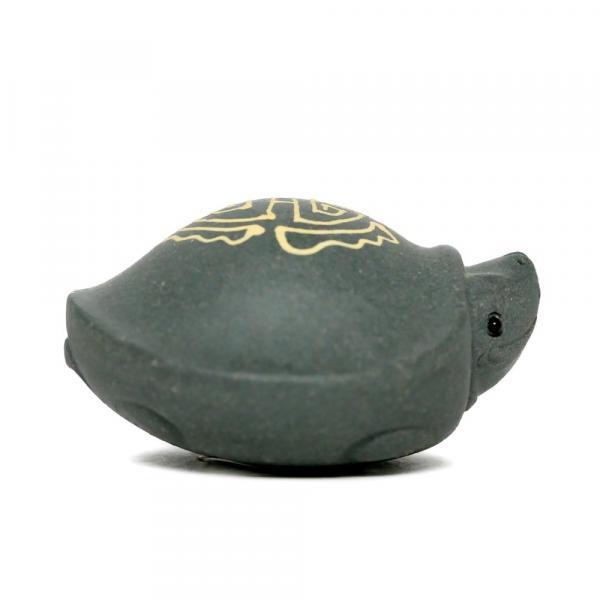 Чайная фигурка «Черепашка серая»