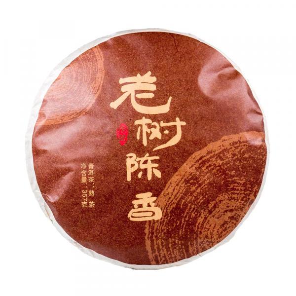 Буланшань Чень Сян «Старое дерево» 2014 г фото