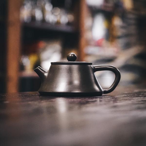 Исинский чайник «Ши Пяо Дао Ди Мин» 125 мл фото