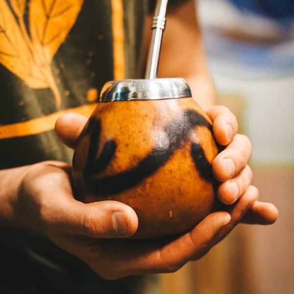 Калабас для мате из тыквы фото