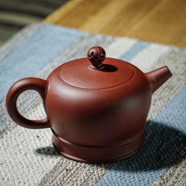 Исинский чайник «Дэ Чжун Ху 2120» 190 мл фото