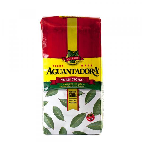 Мате «Aguantadora» классический 500г