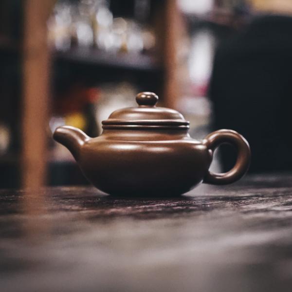 Исинский чайник «Фан Гу Цин Шуй Ни» 180 мл фото