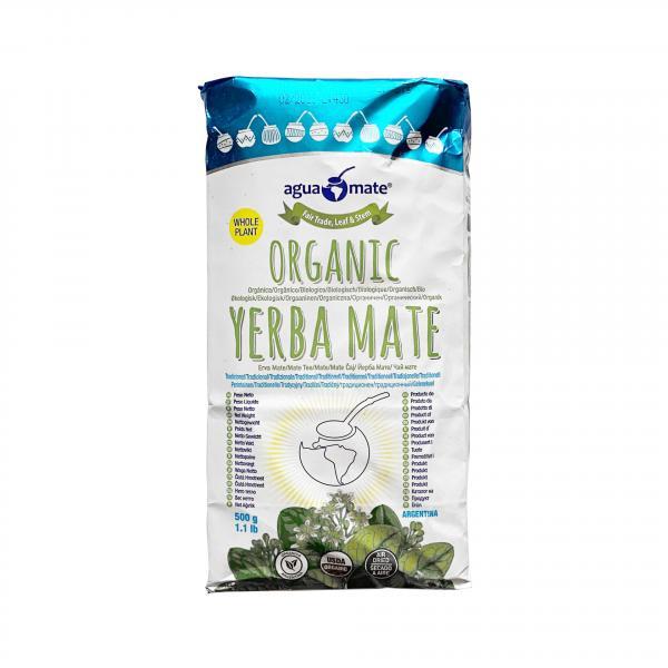 Мате «Aguamate» органический 500 г фото