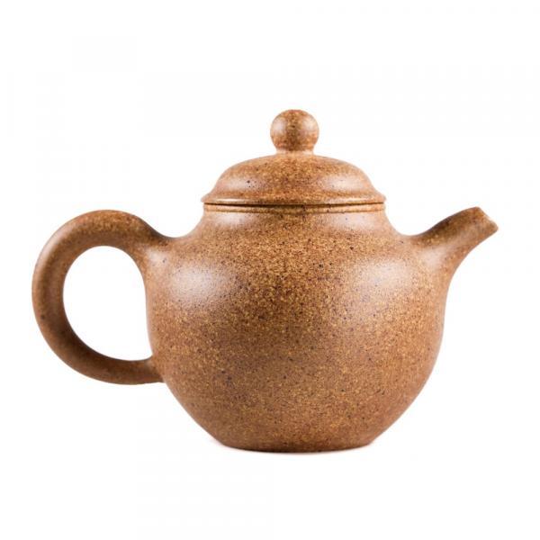 Заварочный чайник «Исинское Золото» исинская глина 150 мл фото