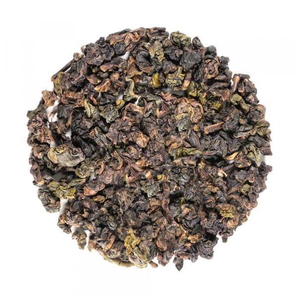 Чай Габа улун «Лу Гу» естественной скрутки