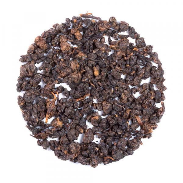 Чай улун Габа «Красноводная» Хун Шуэй
