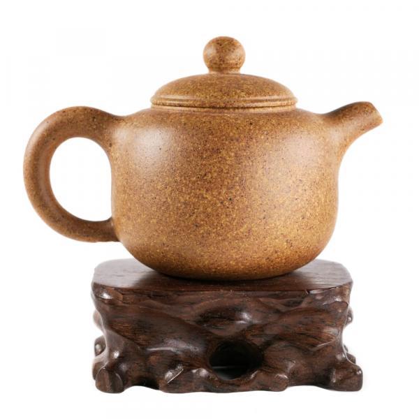 Заварочный чайник «Кубик» исинская глина 130 мл фото