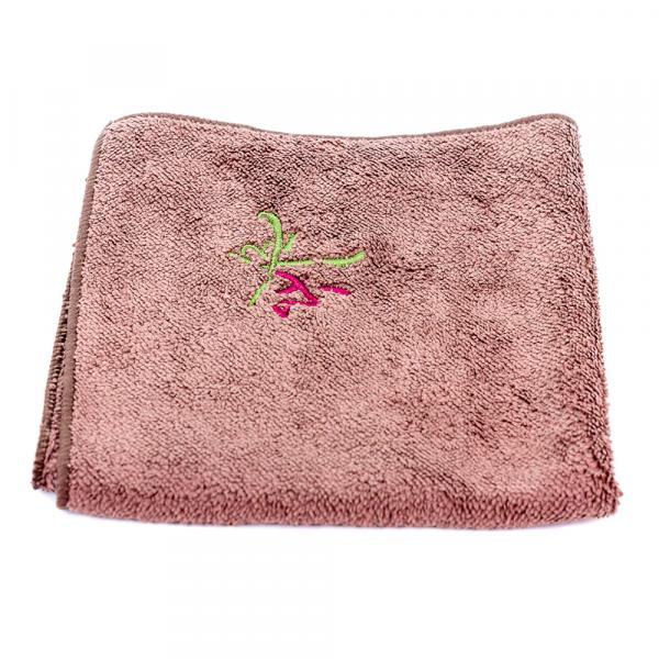Чайное полотенце «Иероглиф» 30×30 см фото