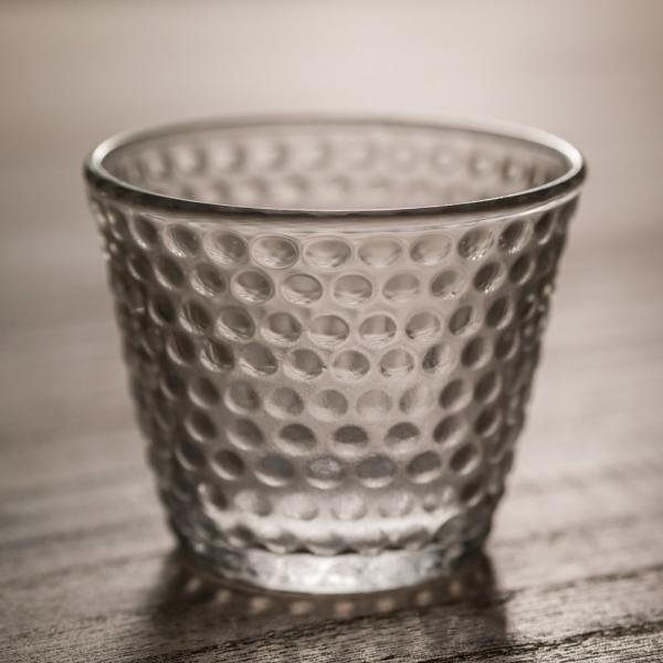 Чашка отбивное стекло 75мл