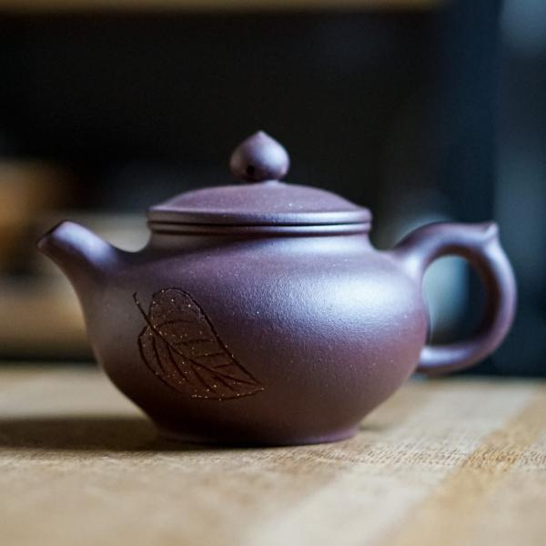 Исинский чайник «1873 листок» 175 мл фото