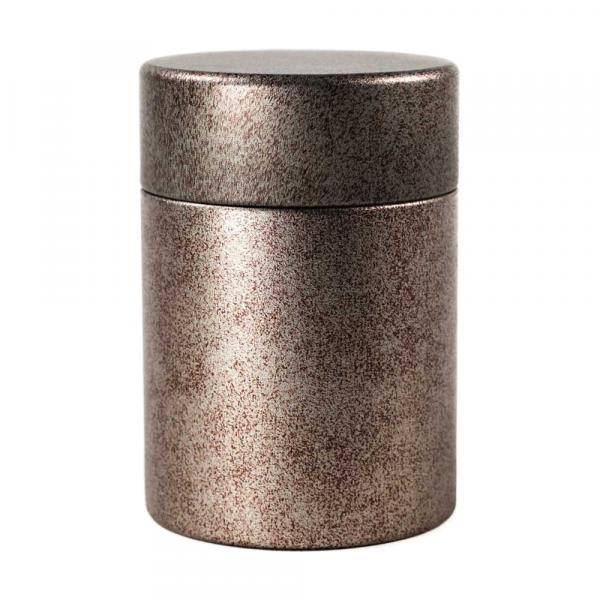 Баночка для чая «Бронзовая» 160мл