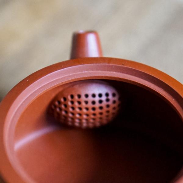 Исинский чайник «Чжучу Ху Ван» 125мл