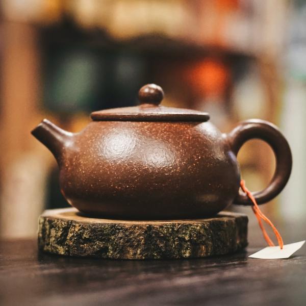 Заварочный чайник «Ши Пяо Цзянь По Ни» исинская глина 200 мл фото