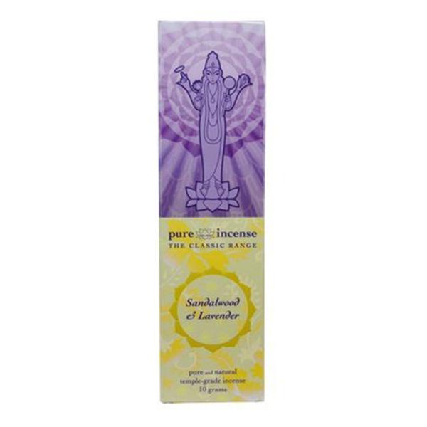 Индийские благовония Pure-In «Sandal&Lavender» фото