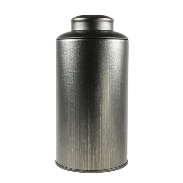 Баночка для чая «Зеленая» 8,5х17см