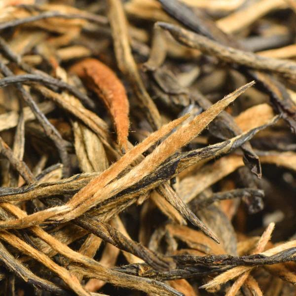 Красный чай Дянь Хун Сун Чжэнь «Сосновые иглы»