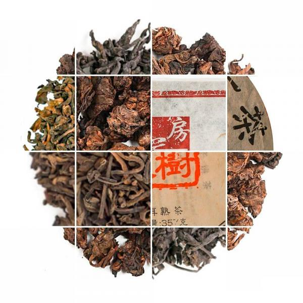 Чайный набор «Знакомство счаем Пуэр»
