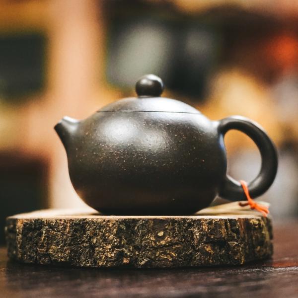 Исинский чайник «Си Ши» из исинской глины 130 мл фото