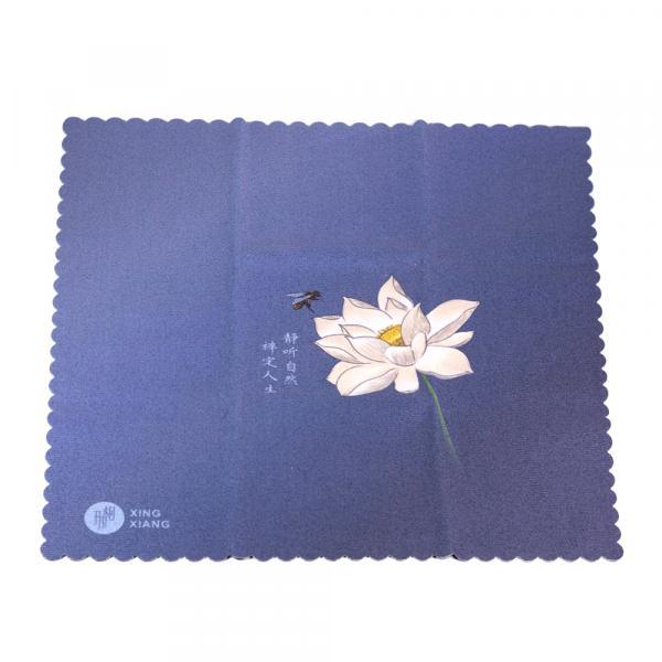 Чайное полотенце «Нектар» микрофибра 25х25 см фото