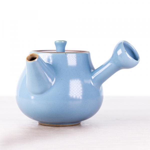 Заварочный чайник «ДэХуа» тайваньский стиль керамика 70 мл фото
